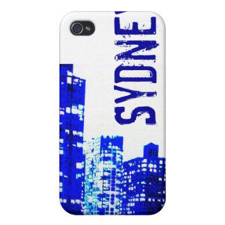 Cubierta personalizada de Nueva York Iphone iPhone 4 Cárcasa