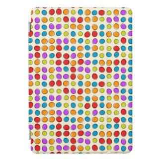 Cubierta retra del iPad de los puntos de Julia