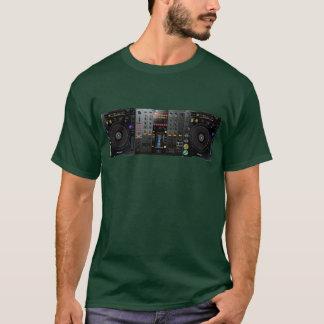 cubiertas de DJ Camiseta