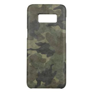 Cubiertas delgadas de color caqui del caso de Camo Funda De Case-Mate Para Samsung Galaxy S8