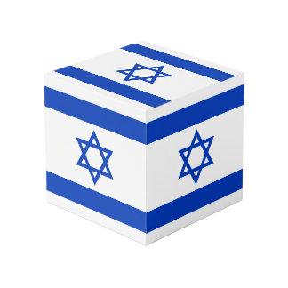 Cubo Bandera de Israel