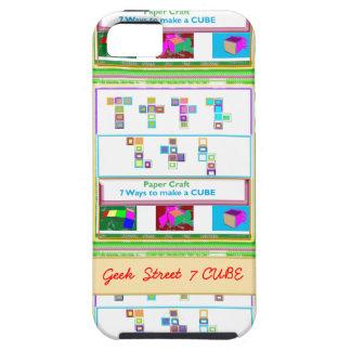 CUBO de la calle 7 del FRIKI: Lecciones del arte d iPhone 5 Carcasas