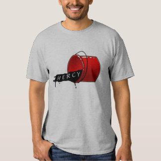 Cubo de misericordia camiseta