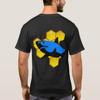 Cubo psicodélico camiseta