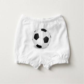 Cubrepañal babys del fútbol