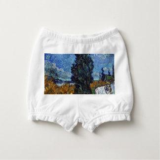 Cubrepañal Carretera nacional de Vincent van Gogh en Provence