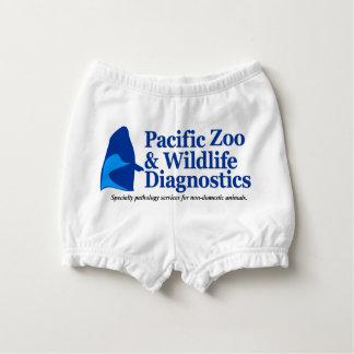Cubrepañal Engranaje del bebé del logotipo de PZWD