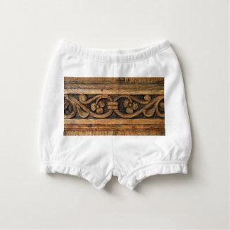 Cubrepañal escultura de madera del panel