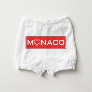 Cubrepañal Mónaco
