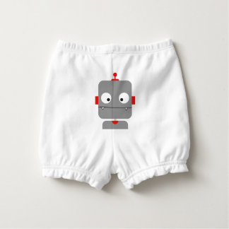 Cubrepañal Robot lindo