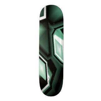 cubres monopatín Futuristisch abstracto