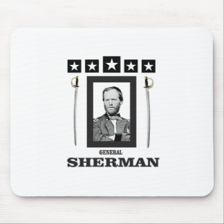 cuchilla doble Sherman cw Alfombrilla De Ratón