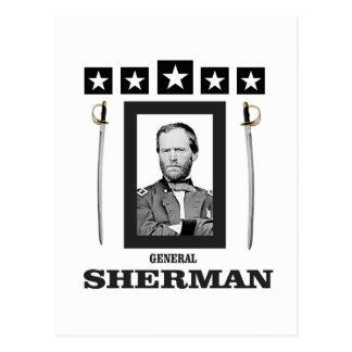 cuchilla doble Sherman cw Postal
