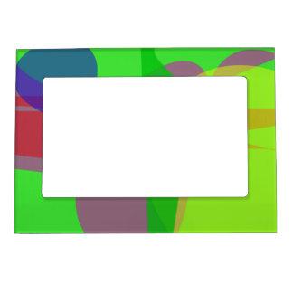 Cuchillo verde marcos magneticos