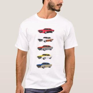 Cuda 1970 camiseta