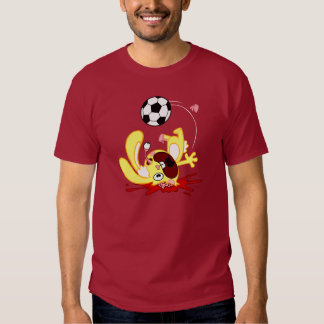 Cuddles_Kickin él Camisetas