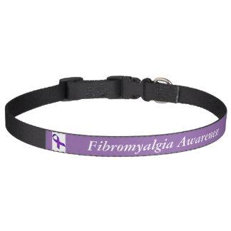 Cuello de perro de la conciencia del Fibromyalgia Collares De Perro