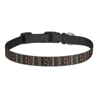 Cuello de perro étnico del diseño del modelo collares para perros