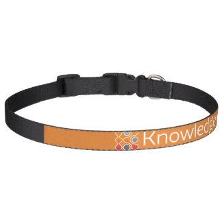 Cuello de perro grande de Knowledgent Collares Para Perros
