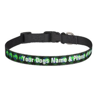 Cuello de perro personalizado de BABBS Collar Para Mascotas