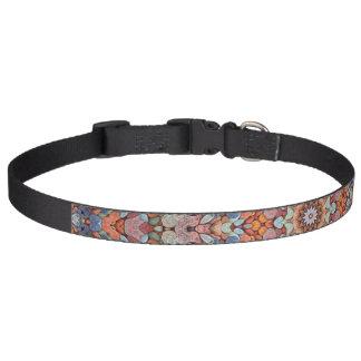 Cuellos de perro coloridos de los caminos rocosos collar para mascotas