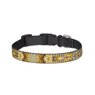 Cuellos de perro del metal precioso collar de perro