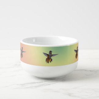 CUENCO DE SOPA HUMMIMNGBIRD