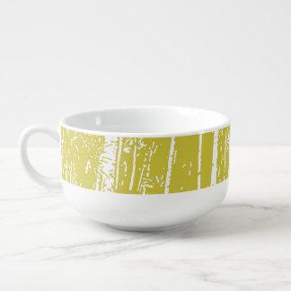 Cuenco De Sopa Palmeras en un diseño de Posterised