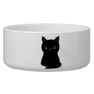Cuenco del mascota para su gato comedero para mascota