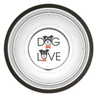 Cuenco Dog Love - Grande Cuenco Para Mascotas