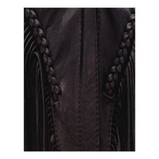 Cuero de NOVINO, accesorios de la moda n Folleto 21,6 X 28 Cm