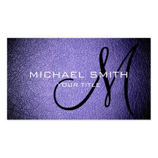 Cuero violeta