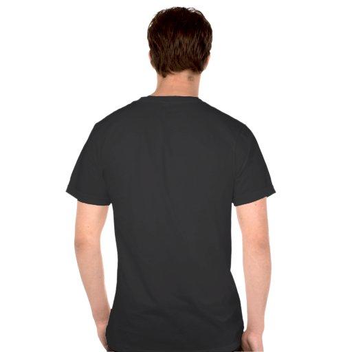 Cuerpo auto extranjero de la obra clásica camiseta