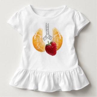 Cuerpo sano para su niño camiseta de bebé