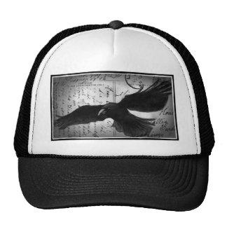 Cuervo de lujo gorras