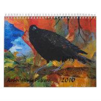 Cuervos, cuervos, y calendario de los mirlos