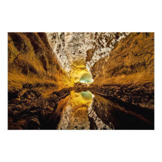 Cueva de España de las islas Canarias de Cueva de  Fotografias