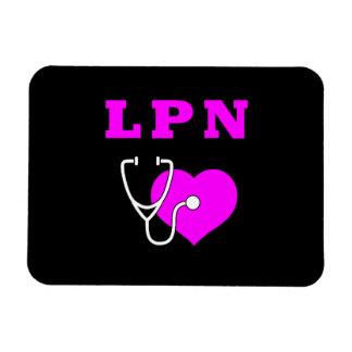Cuidado de LPN Imán