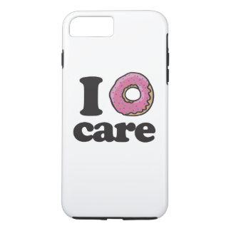 Cuidado del buñuelo I Funda iPhone 7 Plus