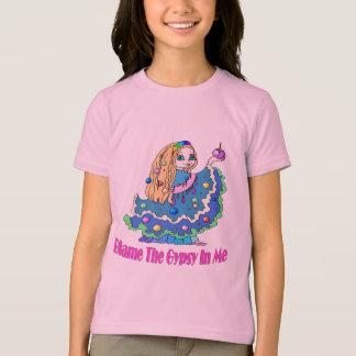 Culpe al gitano en MÍ Camisetas