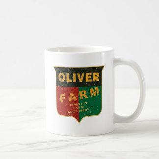 Cultivo de Oliverio Taza De Café