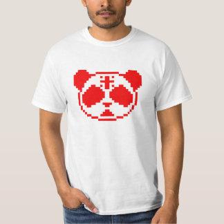 Culto de la panda camisas