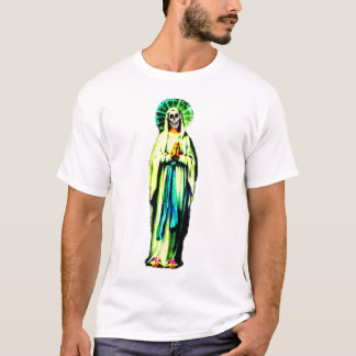 Culto de Santa Muerte Camiseta