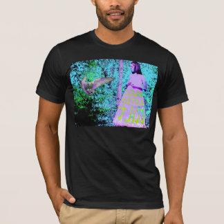 culto mágico AIA del astro y camiseta del búho