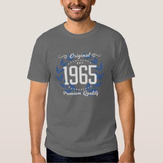 Cumpleaños 1965 camiseta