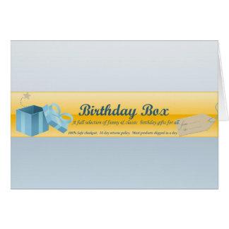 cumpleaños-caja-jefe tarjeta