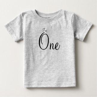 Cumpleaños Camiseta De Bebé