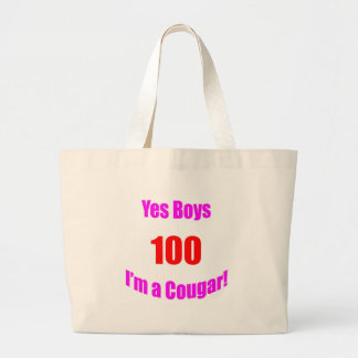Cumpleaños de 100 pumas bolsa