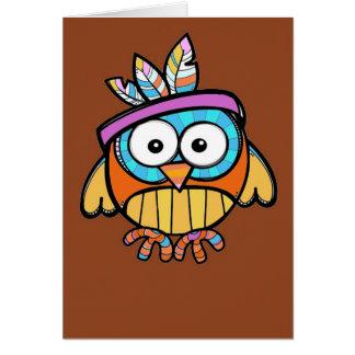 Cumpleaños del Hippie del Cornball Tarjeta De Felicitación