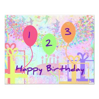 Invitaciones happybirthday invitaciones happybirthday - Cumpleanos para ninos de diez anos ...
